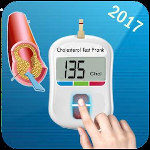 App cholesterol Checker Scan Prank APK for Windows Phone