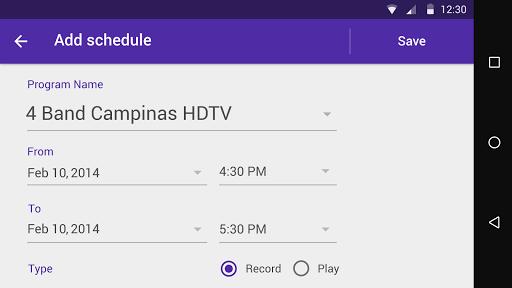Mobile TV 2.05.0010 screenshots 4