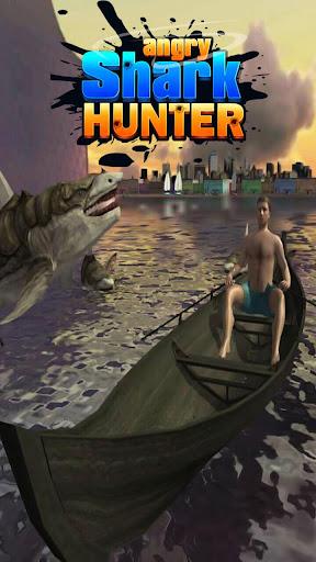 Angry Shark Hunter apktram screenshots 5