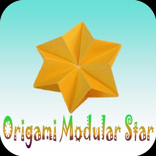 Modular Origami Star | Modular Star (Maria Sinayskaya) recta… | Flickr | 512x512