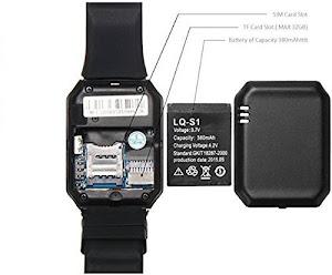 Smartwatch cu SIM, Micro SD si camera 2 mpx