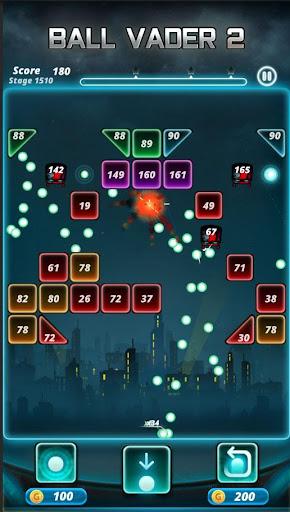 Brick puzzle master : Ball Vader2 android2mod screenshots 5
