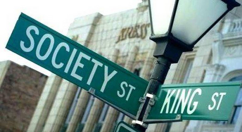 The Society House