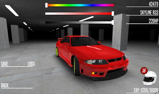 Japan Drag Racing 3D apktram screenshots 7