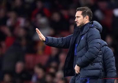 Lampard est prêt pour un long règne à Chelsea