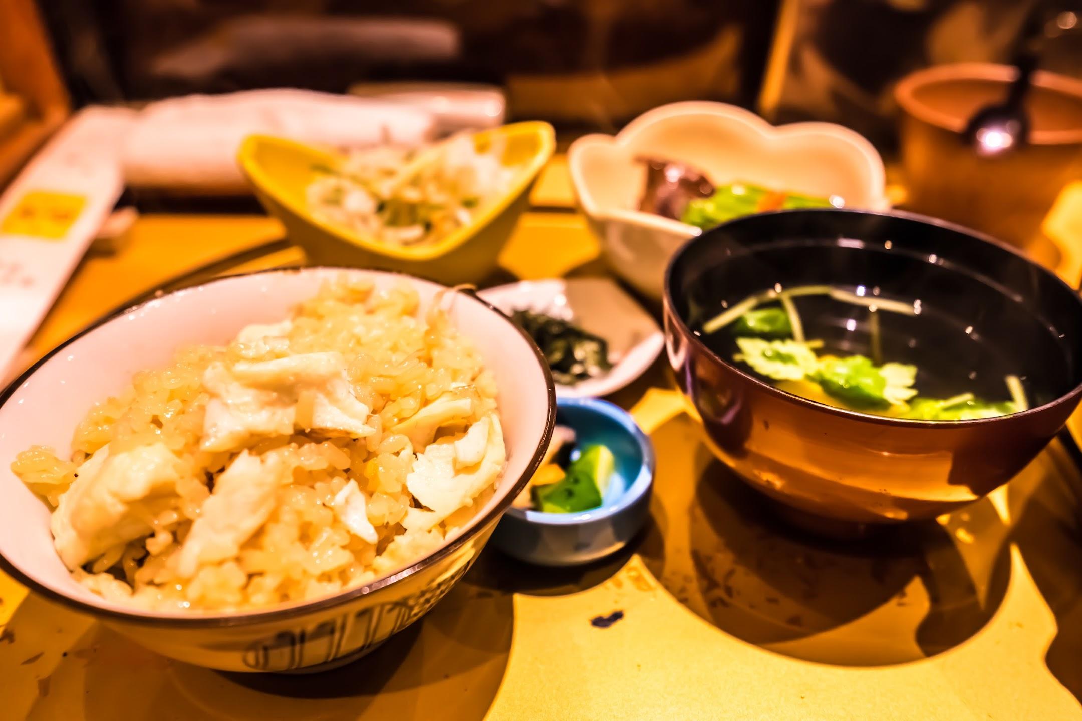 鮮魚旬菜 吉 鯛土鍋めし御膳2