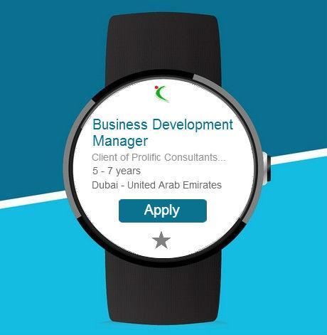Naukrigulf- Career & Job Search App in Dubai, Gulf screenshot 8