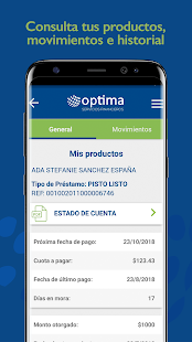 Optima Movil for PC-Windows 7,8,10 and Mac apk screenshot 4