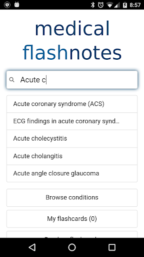Download Medical FlashNotes 1.2.5 2