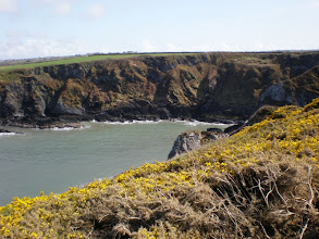 Photo: From St David's to Abercastle (Gribinau)