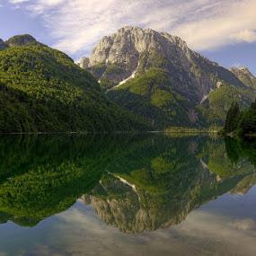 Rabeljsko jezero by Blaz Crepinsek - Landscapes Mountains & Hills (  )