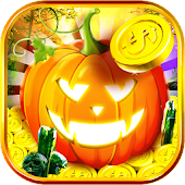 Halloween Monster Coin Party