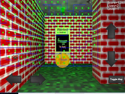 Pixelated Labrynth screenshot 3