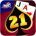 Blackjack 21 Online & Offline icon
