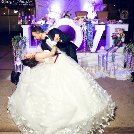 Fotógrafo de bodas Ratmir Sharifov (Ratmir). Foto del 04.10.2017