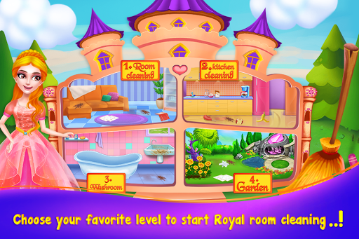 royal room cleaning screenshot 2