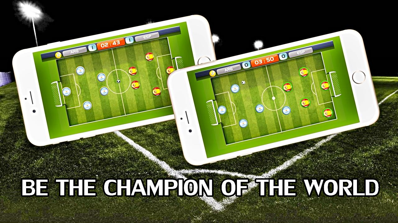 Star's Football: Soccer King- screenshot