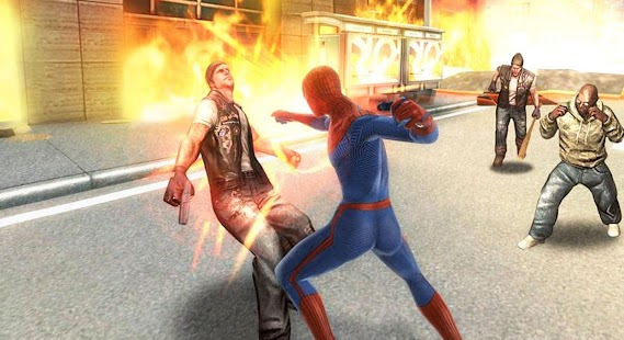 Guide Amazing Spider Man 2 - náhled