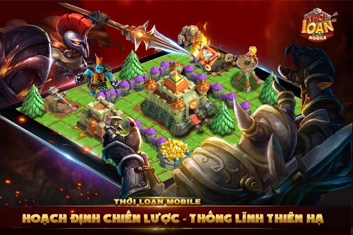 Thu1eddi Lou1ea1n - Siu00eau Phu1ea9m Game Chiu1ebfn Thuu1eadt 6.3.5 Screenshots 2