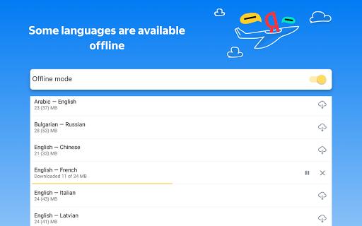 Yandex.Translate screenshot 11