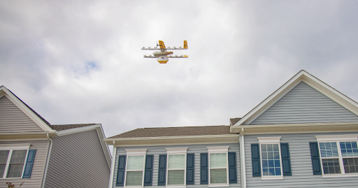 Broadcast-Only Remote Identification of Drones May Have Unintended Consequences for American Consumers – Wing