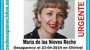Imagen de la desaparecida que ha difundido SOS Desaparecidos.