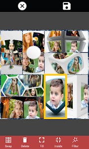 4D Collage Photo Frame screenshot 14