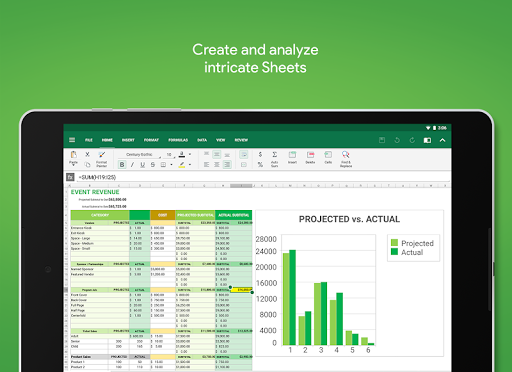 OfficeSuite - Office, PDF, Word, Excel, PowerPoint screenshot 18