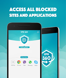 VPN 360- screenshot thumbnail