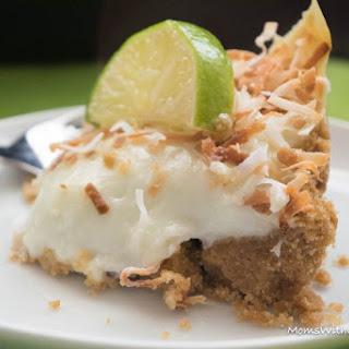 Crockpot Key Lime Pie Bars