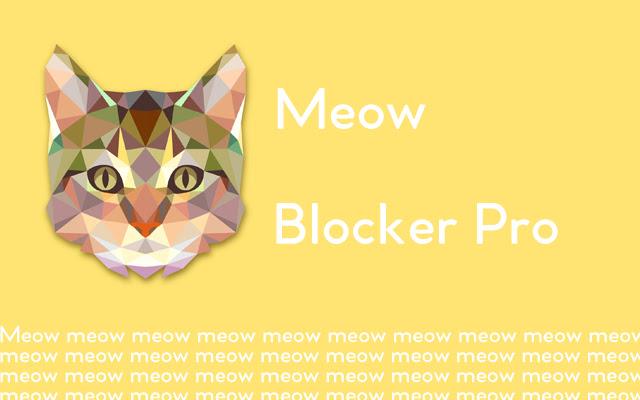 Meow Blocker PRO