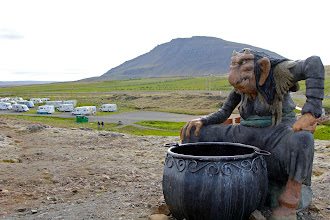Photo: camping Fossartun