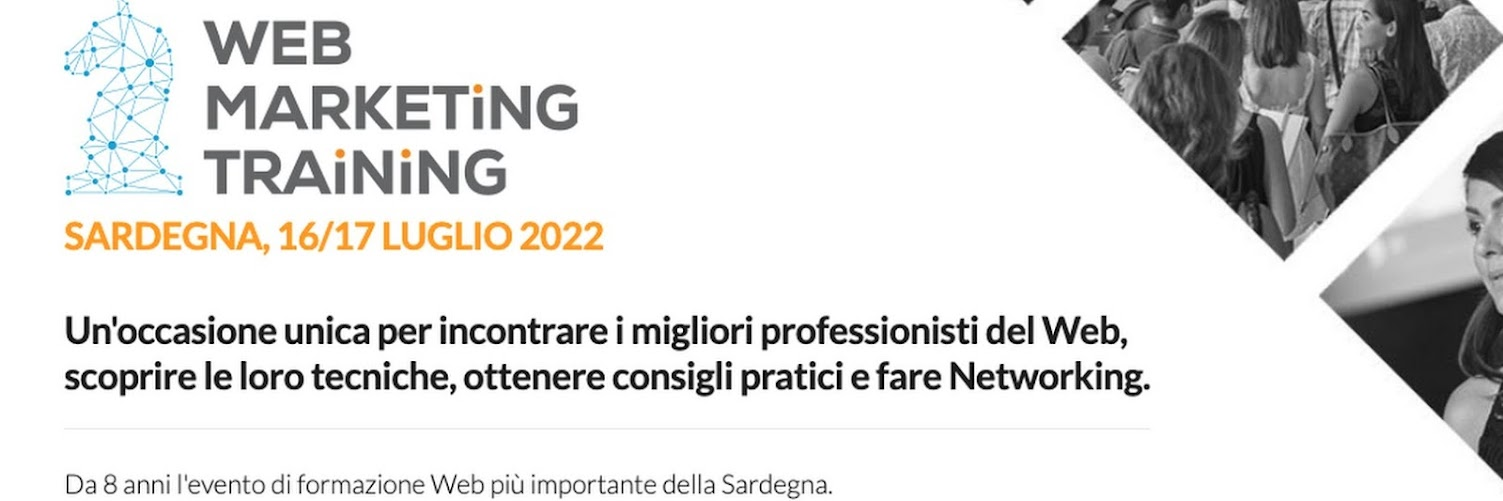 WMT2020: Web Marketing Training