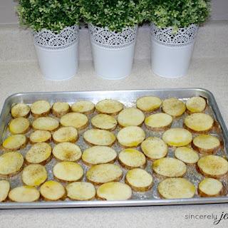 Potato Rounds.