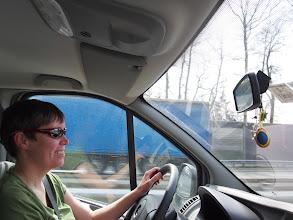 Photo: On The Road aneb jadymyy...na Slovinské dálnici