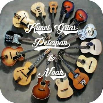 Download peter guitar keys and noah (lyrics and chord guitar) APK ...