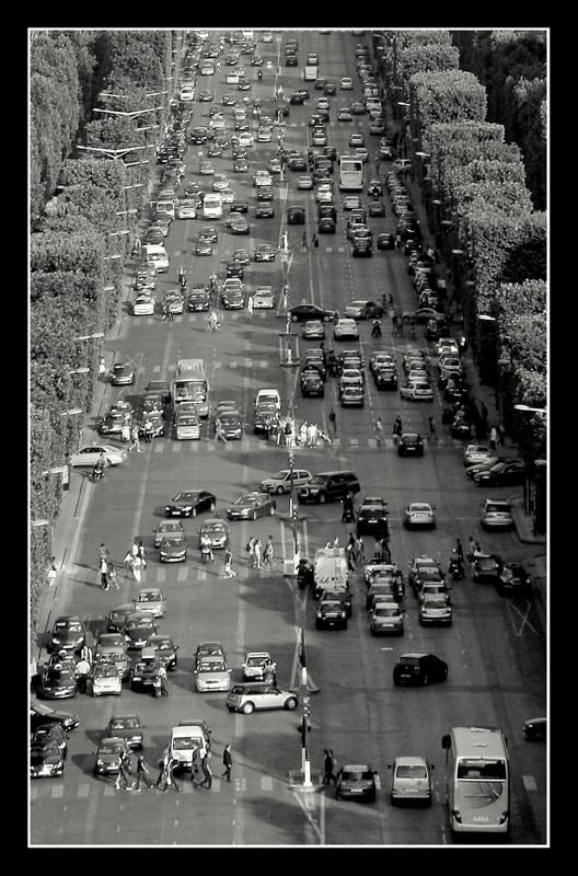 Traffico quotidiano di ETTORE STABILINI