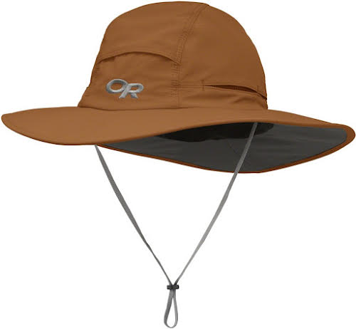 Outdoor Research Sombriolet Sun Hat: Saddle