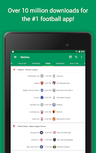 FotMob Pro: Live Soccer Scores 8