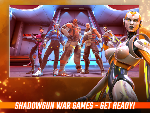 SHADOWGUN War Games screenshot 13