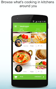MealHopper Home Food Delivery screenshot 0