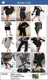 Women Business Suits Design Ideas - náhled