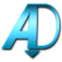 aDownloader - torrent download icon