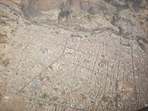 Photo: Huaraz from the air