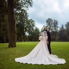 Wedding photographer Alina Ovsienko (Ovsienko). Photo of 04.09.2018
