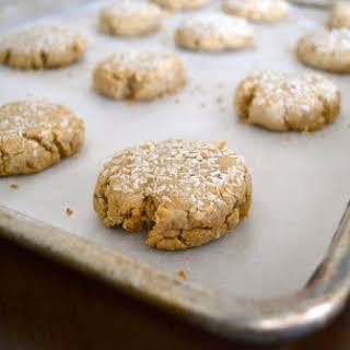 Vegan Coconut Cookies Recipes.