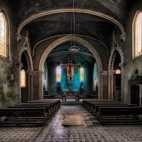 La chiesa blu  di