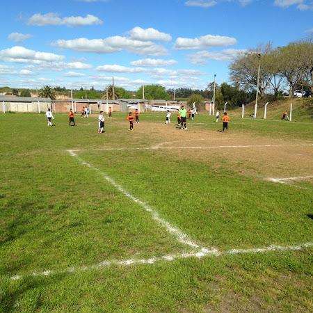 Comienza la actividad del Baby Fútbol