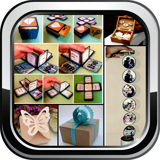 DIY Gift Box Making Ideas Tips Steps Easy Tutorial Android APK Download Free By HSB SOFTWARE SOLUTION