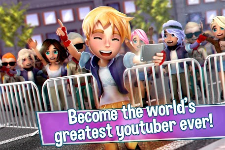 Youtubers Life: Gaming Channel (MOD, Paid/Unlimited Cash/Score) v1.6.2 2
